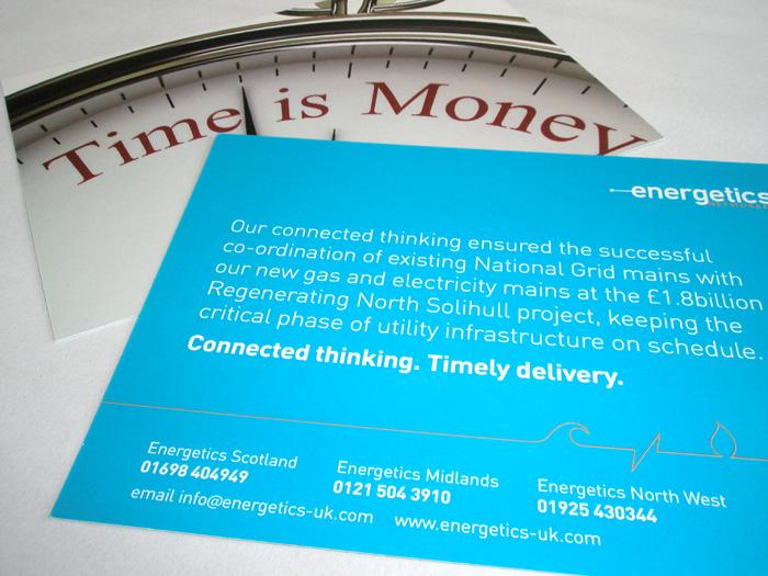Energetics Networked Energy