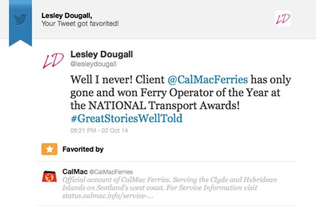 Lesley Dougall Copywriting